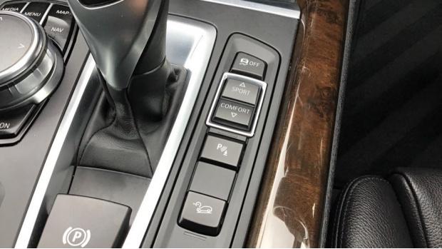 2016 BMW XDrive40d SE (Grey) - Image: 19