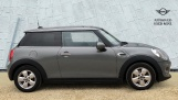 2017 MINI One 3-door Hatch (Grey) - Image: 3