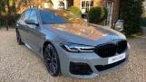 2021 BMW 540i MHT M Sport Touring Steptronic xDrive 5-door  - Image: 1