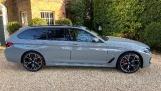 2021 BMW 540i MHT M Sport Touring Steptronic xDrive 5-door  - Image: 2
