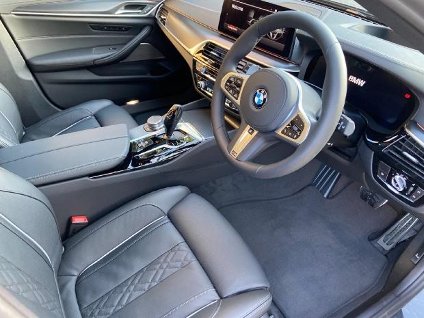 2021 BMW 540i MHT M Sport Touring Steptronic xDrive 5-door  - Image: 9