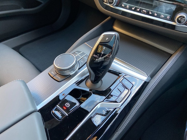 2021 BMW 540i MHT M Sport Touring Steptronic xDrive 5-door  - Image: 13