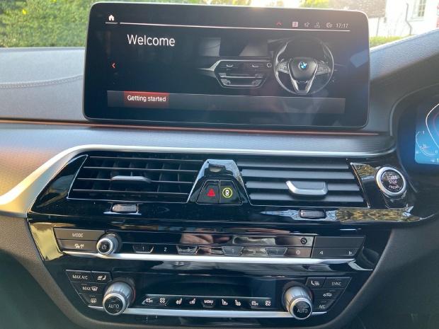 2021 BMW 540i MHT M Sport Touring Steptronic xDrive 5-door  - Image: 14