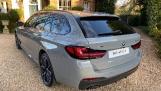 2021 BMW 540i MHT M Sport Touring Steptronic xDrive 5-door  - Image: 15