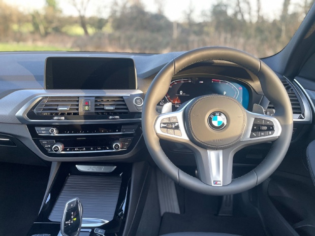 2021 BMW 20d MHT M Sport Auto xDrive 5-door (White) - Image: 5