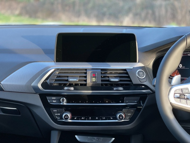 2021 BMW 20d MHT M Sport Auto xDrive 5-door (White) - Image: 8