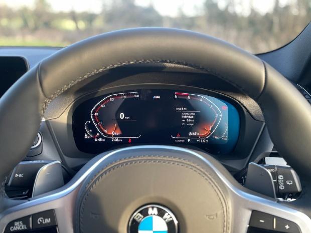 2021 BMW 20d MHT M Sport Auto xDrive 5-door (White) - Image: 9