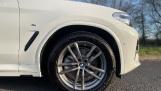 2021 BMW 20d MHT M Sport Auto xDrive 5-door (White) - Image: 14
