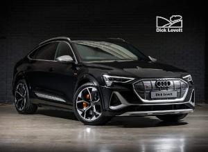 2021 Audi E-Tron S Electric 95kWh Sportback Auto quattro 5-door