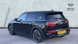 2017 MINI John Cooper Works Clubman (Black) - Image: 2