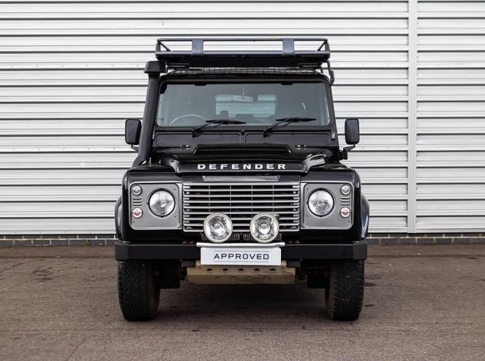 2014 Land Rover D XS (7 Seats) Station Wagon 5-door (Black) - Image: 7