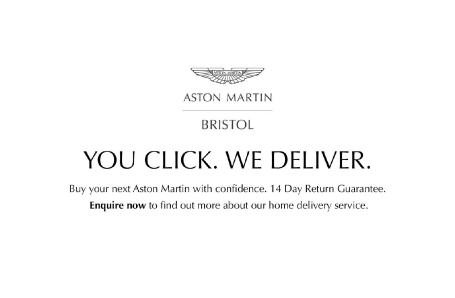 2018 Aston Martin V12 Volante Touchtronic III 2-door (Black) - Image: 2