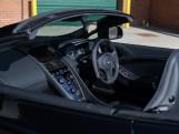 2018 Aston Martin V12 Volante Touchtronic III 2-door (Black) - Image: 7