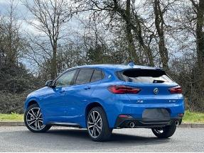 2021 BMW 20i M Sport DCT sDrive 5-door (Blue) - Image: 2
