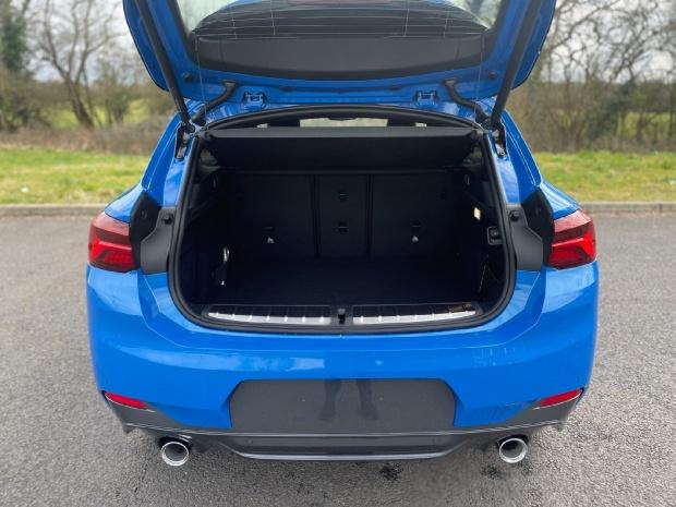 2021 BMW 20i M Sport DCT sDrive 5-door (Blue) - Image: 14