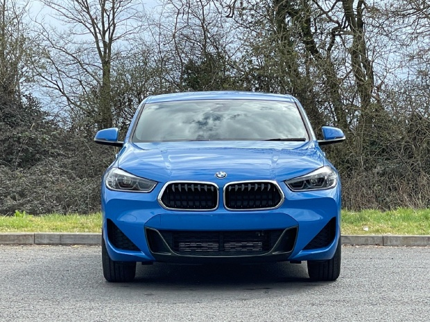 2021 BMW 20i M Sport DCT sDrive 5-door (Blue) - Image: 15