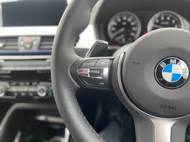 2021 BMW 20i M Sport DCT sDrive 5-door (Blue) - Image: 17