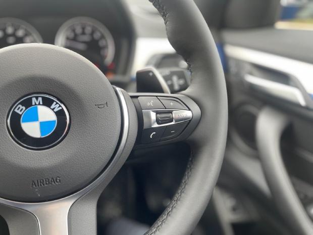 2021 BMW 20i M Sport DCT sDrive 5-door (Blue) - Image: 18