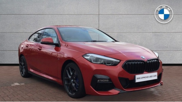 2020 BMW M Sport Gran Coupe (Red) - Image: 1
