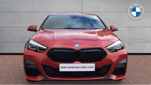 2020 BMW M Sport Gran Coupe (Red) - Image: 16