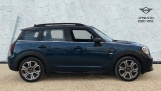 2021 MINI F60 Cooper Boardwalk Edi (Blue) - Image: 3
