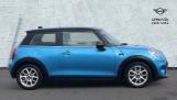 2018 MINI Cooper 3-door Hatch (Blue) - Image: 3