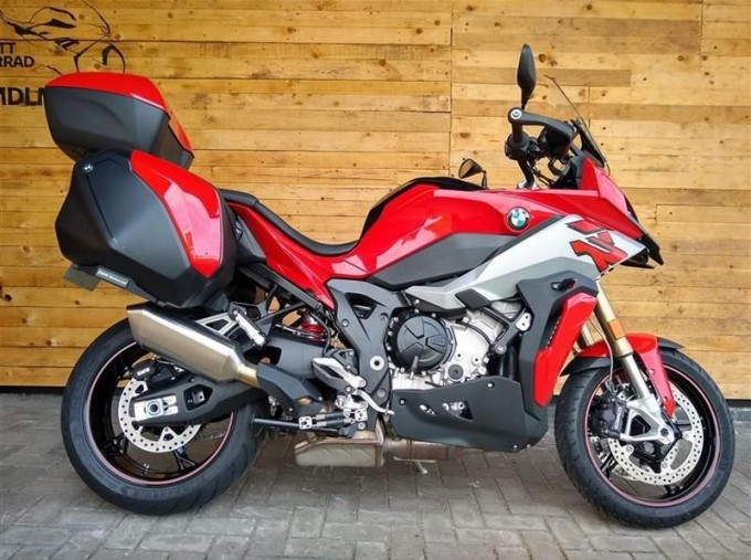 2020 BMW S1000XR Unlisted Unknown (Red) - Image: 1