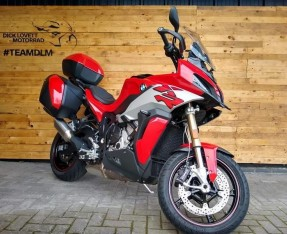 2020 BMW S1000XR Unlisted Unknown (Red) - Image: 2