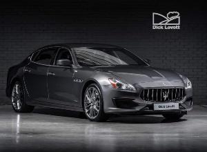 2019 Maserati Quattroporte V6 ZF 4-door