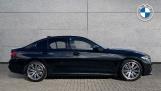 2020 BMW 320d M Sport Saloon (Black) - Image: 3