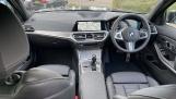 2020 BMW 320d M Sport Saloon (Black) - Image: 4