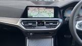 2020 BMW 320d M Sport Saloon (Black) - Image: 8