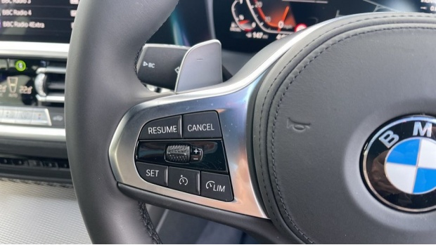 2020 BMW 320d M Sport Saloon (Black) - Image: 17