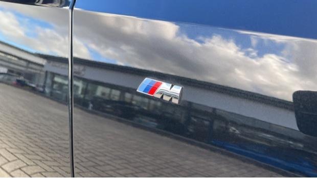 2020 BMW 320d M Sport Saloon (Black) - Image: 27