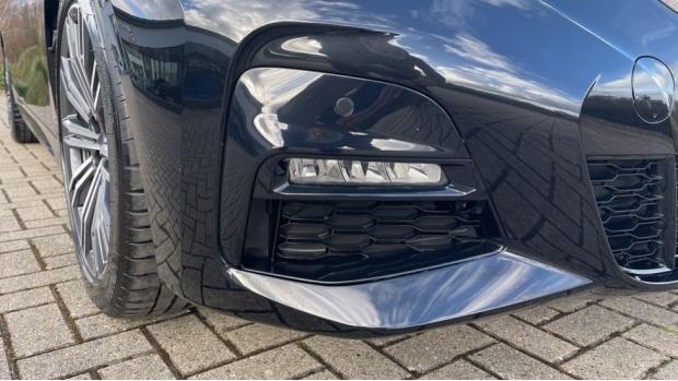 2020 BMW 320d M Sport Saloon (Black) - Image: 29