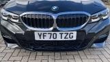2020 BMW 320d M Sport Saloon (Black) - Image: 30