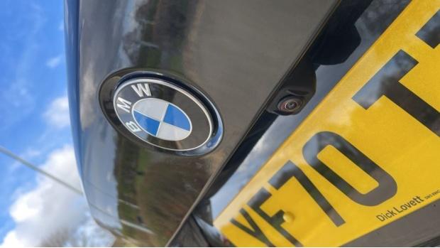 2020 BMW 320d M Sport Saloon (Black) - Image: 35