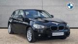 2013 BMW 120d XDrive SE 5-door (Black) - Image: 1