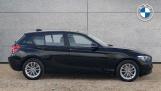 2013 BMW 120d XDrive SE 5-door (Black) - Image: 3