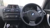 2013 BMW 120d XDrive SE 5-door (Black) - Image: 5