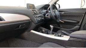 2013 BMW 120d XDrive SE 5-door (Black) - Image: 7