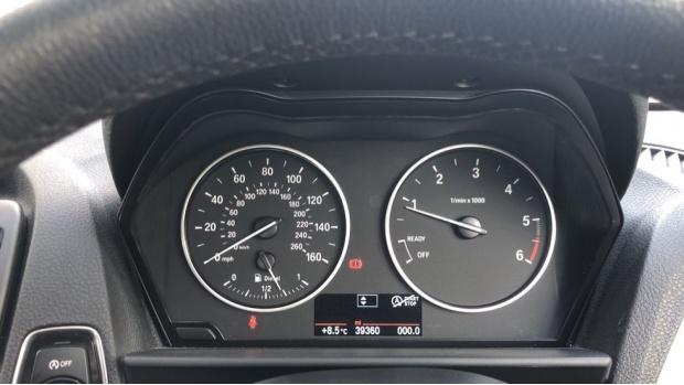 2013 BMW 120d XDrive SE 5-door (Black) - Image: 9