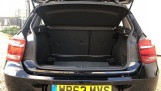 2013 BMW 120d XDrive SE 5-door (Black) - Image: 13