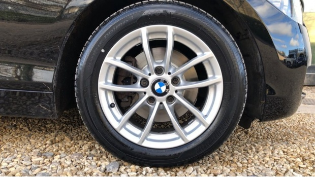 2013 BMW 120d XDrive SE 5-door (Black) - Image: 14