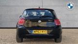 2013 BMW 120d XDrive SE 5-door (Black) - Image: 15