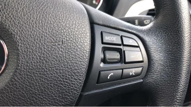 2013 BMW 120d XDrive SE 5-door (Black) - Image: 18