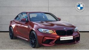 2019 BMW M2 Competition 2-door