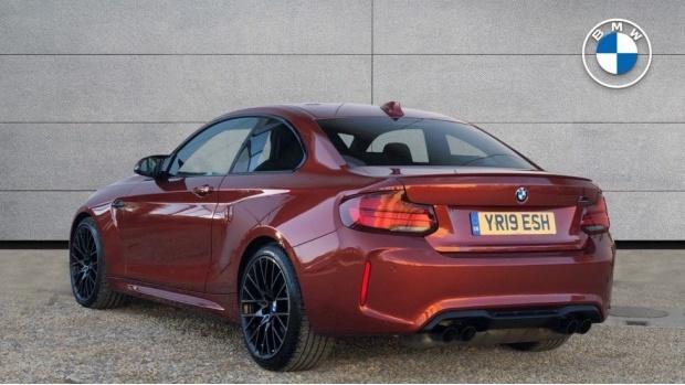 2019 BMW Competition (Orange) - Image: 2