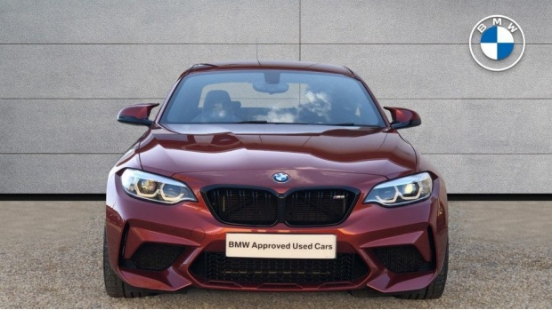 2019 BMW Competition (Orange) - Image: 16