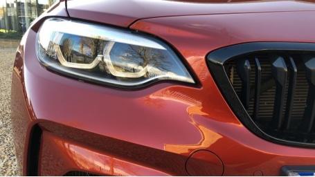 2019 BMW Competition (Orange) - Image: 23